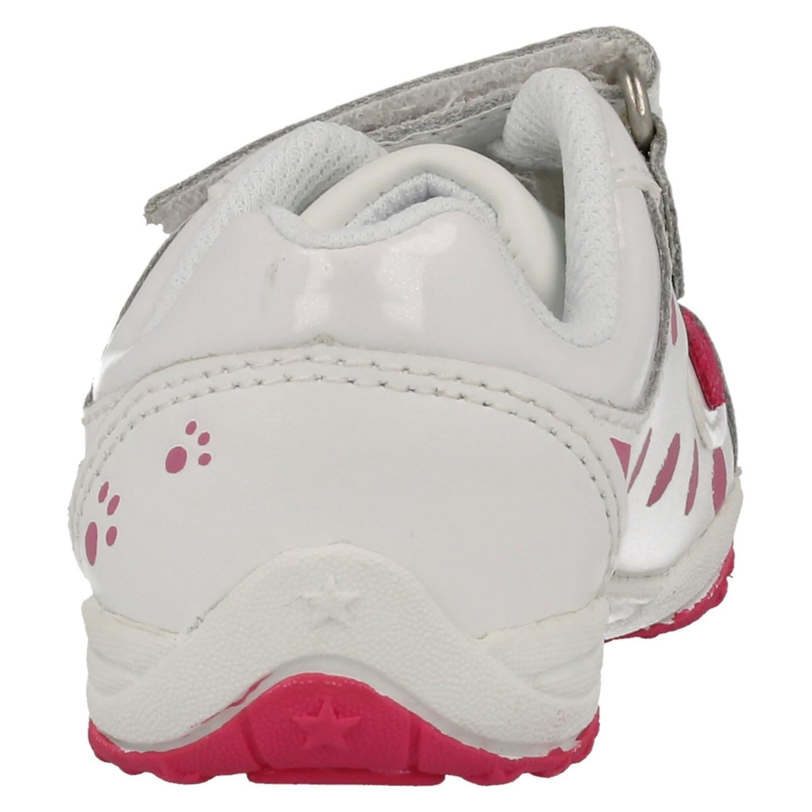 Infant Girls Clarks Trainers Giggle Jive