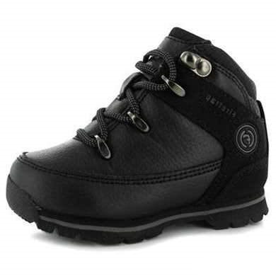 Boots Firetrap Rhino Black Boots