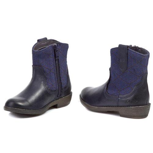 Clarks Biddie Girl Ankle Boots